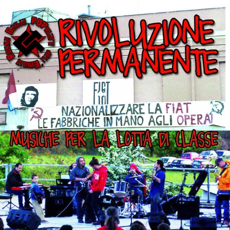 """Cd """"Rivoluzione Permanente"""""""